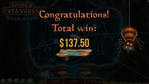 The Magical Forest Big Bonus Slots Total Bonus Payout
