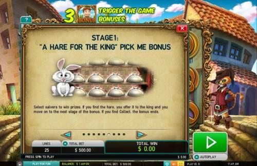 The Master Cat review on Big Bonus Slots