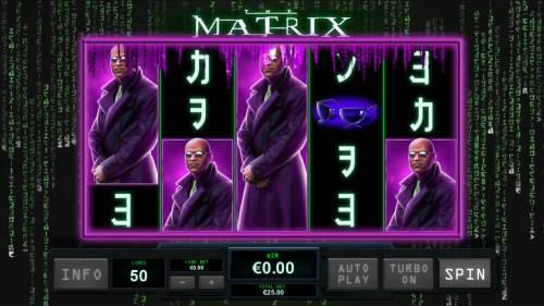 The Matrix Big Bonus Slots Multiple winning paylines