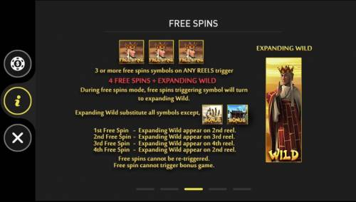 The Monkey King Big Bonus Slots Free Spins Bonus Game Rules