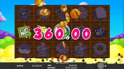 The Munchies review on Big Bonus Slots