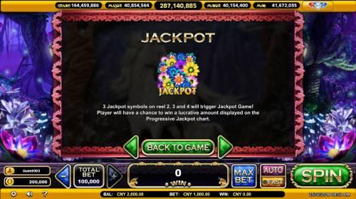 The Mythical Unicorn Big Bonus Slots Jackpot Game Rules