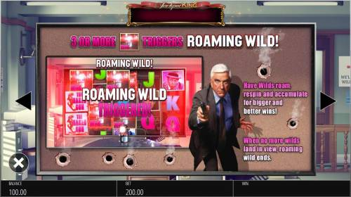The Naked Gun review on Big Bonus Slots
