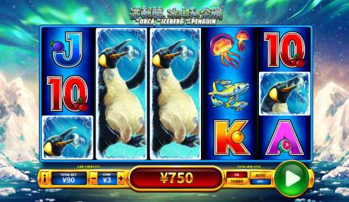 Spiele The Orca The Iceberg And The Penguin - Video Slots Online