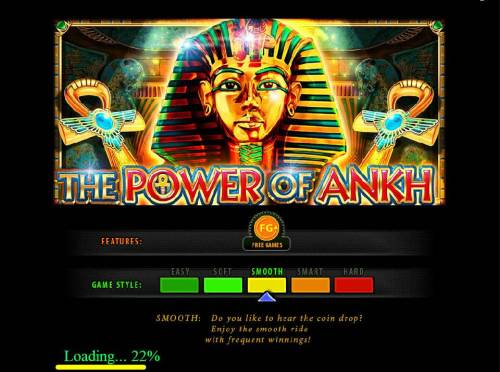 The Power of Ankh review on Big Bonus Slots
