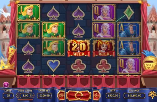 The Royal Family review on Big Bonus Slots