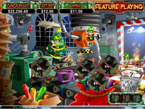 The Elf Wars review on Big Bonus Slots