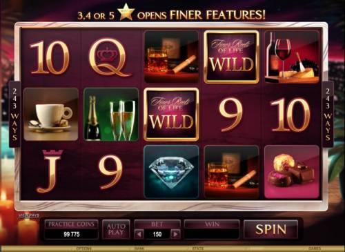 The Finer Reels of Life review on Big Bonus Slots