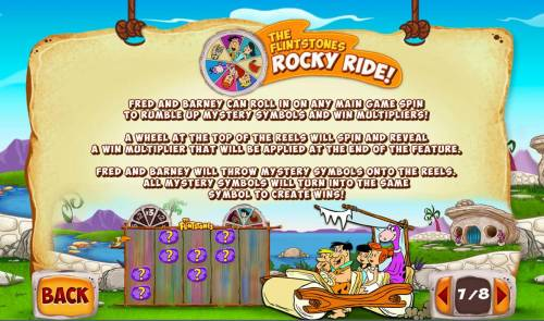 The  Flintstones review on Big Bonus Slots