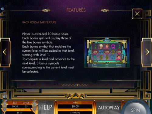 The Great Cashby review on Big Bonus Slots