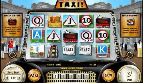 The Great Casini review on Big Bonus Slots
