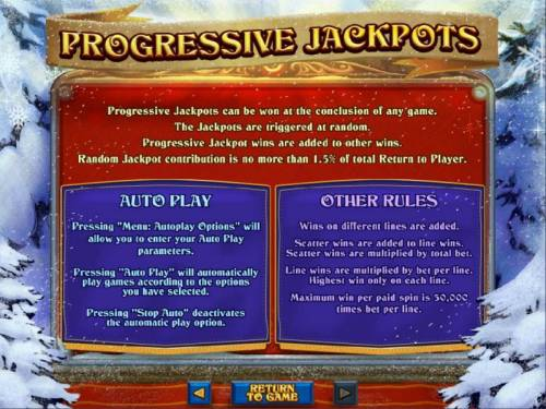 The Naughty List review on Big Bonus Slots