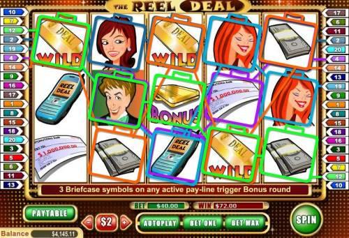 The Reel Deal review on Big Bonus Slots