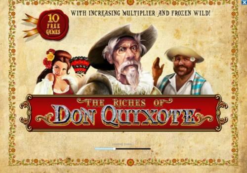 The Riches of Don Quixote review on Big Bonus Slots