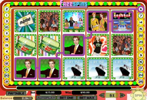 The Right Prize review on Big Bonus Slots