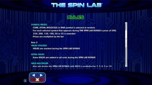 The Spin Lab review on Big Bonus Slots