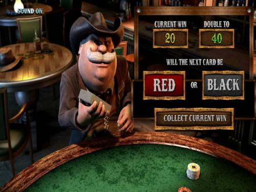 The True Sheriff review on Big Bonus Slots