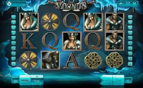 The Vikings review on Big Bonus Slots