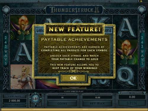 Thunderstruck II review on Big Bonus Slots