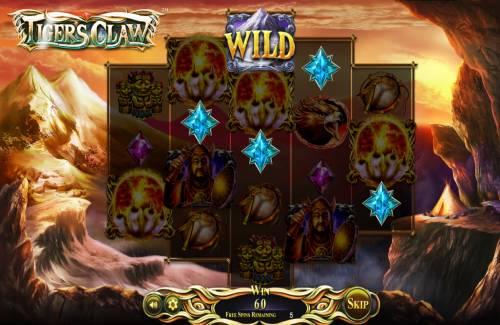 Tigers Claw review on Big Bonus Slots