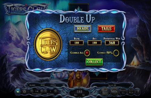 Tigers Claw review on Big Bonus Slots