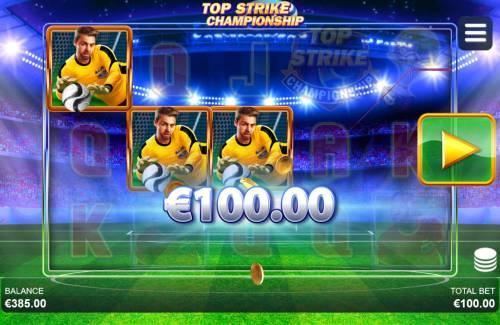 Top Strike Championship review on Big Bonus Slots