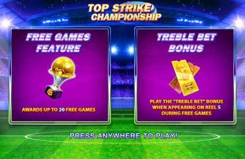 Top Strike Championship review on Big Bonus Slots
