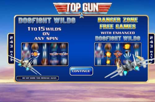 Top Gun review on Big Bonus Slots