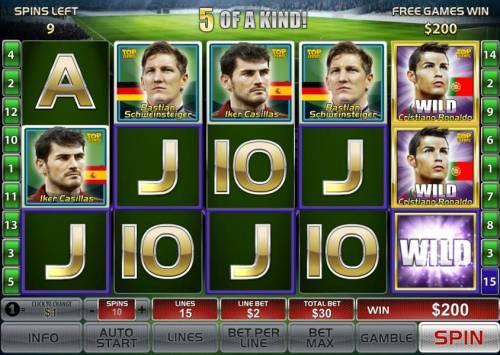 Top Trumps World Football Stars 2014 review on Big Bonus Slots