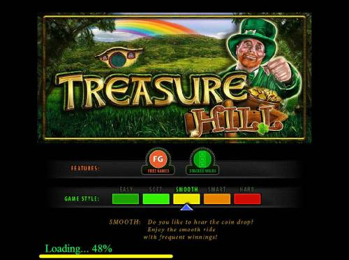Treasure Hill review on Big Bonus Slots