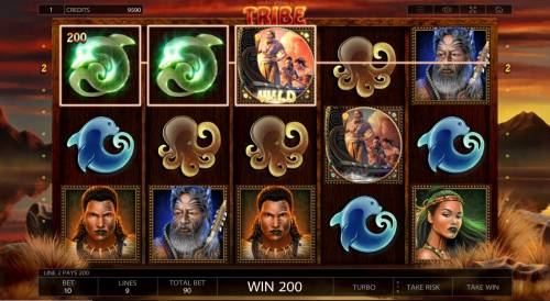 Tribe review on Big Bonus Slots