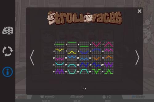 Troll Faces review on Big Bonus Slots