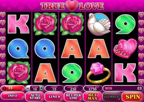 True Love review on Big Bonus Slots