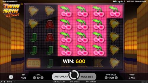 Twin Spin Deluxe review on Big Bonus Slots