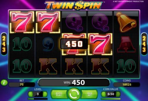 Twin Spin review on Big Bonus Slots