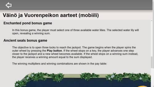 Vaino & Vuorenpeikon Aarteet review on Big Bonus Slots