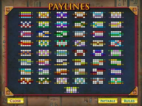 Valley of the Scarab review on Big Bonus Slots