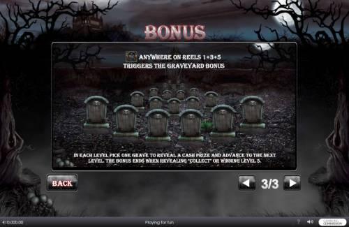 Vampire Princess of Darkness review on Big Bonus Slots