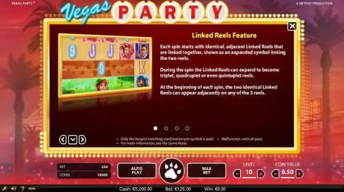 Vegas Party review on Big Bonus Slots