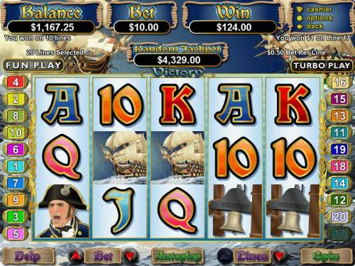Victory review on Big Bonus Slots