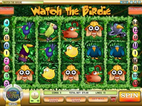 Watch the Birdie review on Big Bonus Slots
