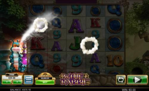 White Rabbit review on Big Bonus Slots