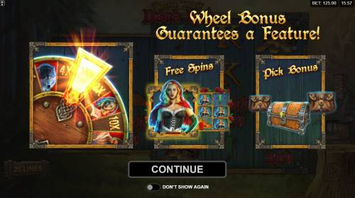 Wicked Tales Dark Red review on Big Bonus Slots
