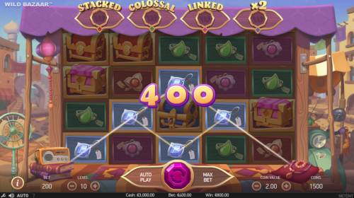 Wild Bazaar review on Big Bonus Slots