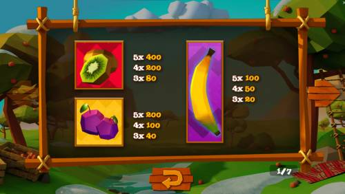 Wild Cherry Big Bonus Slots High Value Symbols