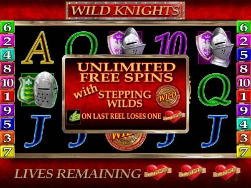 Wild Knights review on Big Bonus Slots