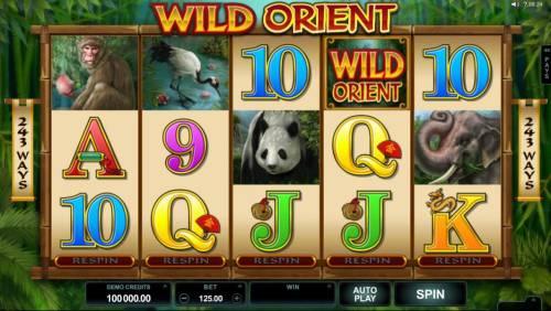 Wild Orient review on Big Bonus Slots
