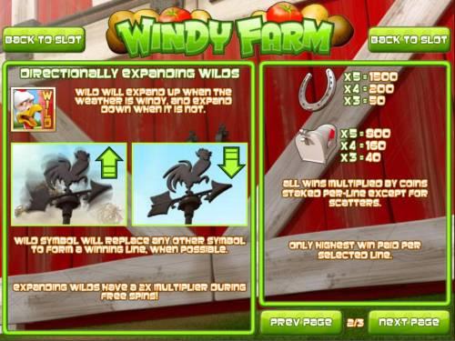 Windy Farm review on Big Bonus Slots