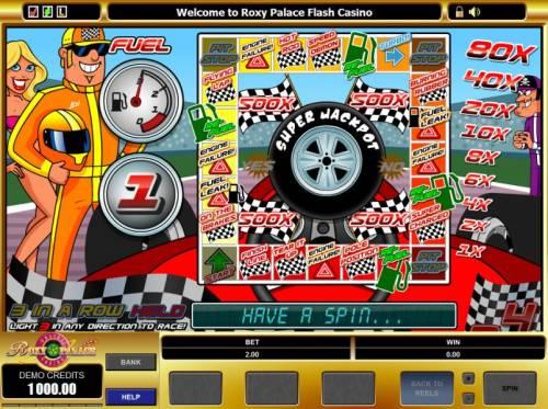 Winning Wheels review on Big Bonus Slots