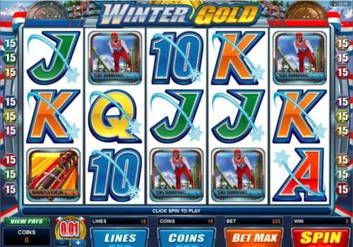 Winter Gold review on Big Bonus Slots